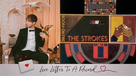 the strokes room on songs letter to a record neale on the strokes room on feeds