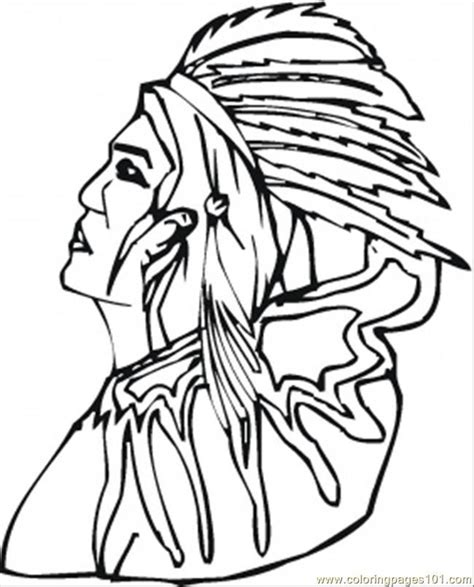 free coloring pages indian coloring pages old red indian countries gt usa free
