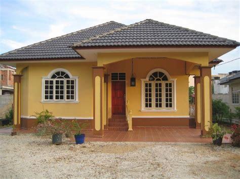 desain rumah sederhana kampung terlihat cantik inilah cat rumah kampung viral cat rumah minimalis