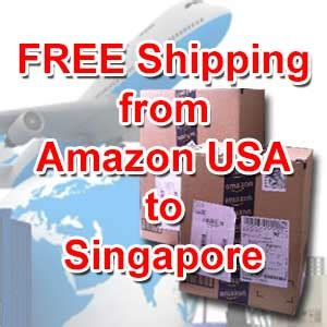 amazon in singapore quick guides on amazon usa free shipping to singapore