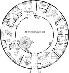 Floor Plans For Round Homes Dome Floor Plans House Plans And Home Designs Free