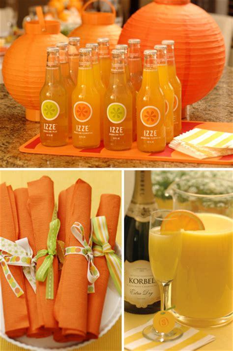 orange color theme citrus wedding theme on pinterest old florida