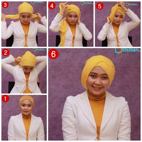video tutorial hijab turban terbaru tutorial hijab turban style