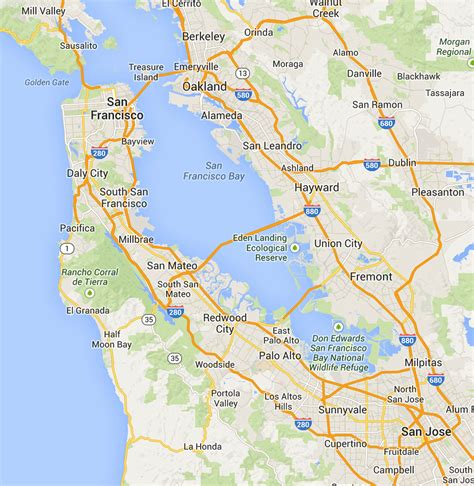 area map of bay area restaurants area restaurants bay area and san