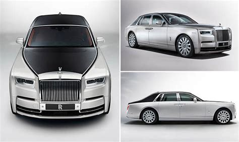 roll royce price rolls royce phantom 2018 unveiled uk release date specs
