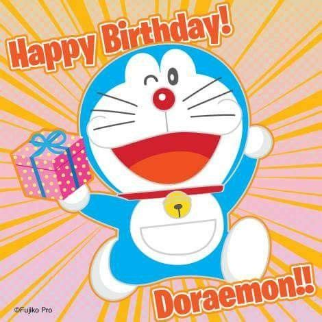 doraemon birthday card template happy birthday doraemon doraemon happy