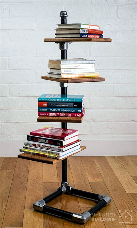 free standing bookshelves free standing bookshelf plans to build your own