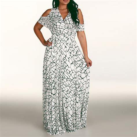 Cold Shoulder Maxi Dress plus size cold shoulder maxi dress addicted2fashion