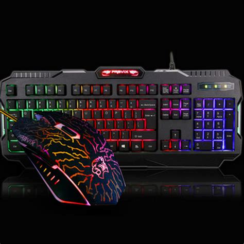 Promo Keyboard Gaming Bloody B640 Tas cs go fnatic wot kit 1400dpi backlight gaming keyboard and mouse teclados gamer siberian mouse
