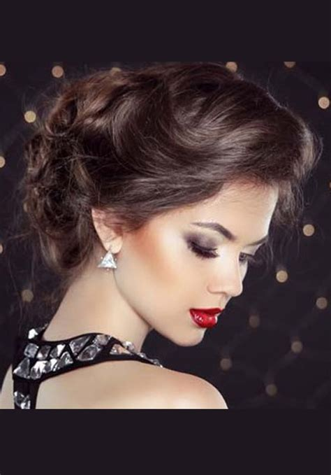 Wedding Reception Hairstyles For Hair by Reception Hairstyle And Indian Wedding Hair Style Ideas