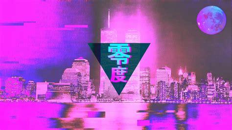 aesthetic vaporwave wallpaper vaporwave city vaporwave pinterest vaporwave