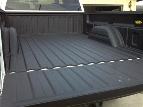 linex bed liners line x of colorado springs spray on truck bed liners