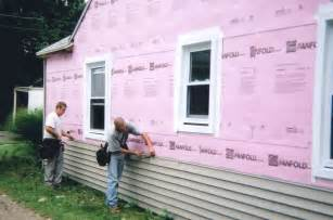 exterior insulation under siding 187 exterior gallery