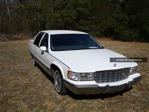 1993 Cadillac Brougham 1993 Cadillac Fleetwood Brougham Well Kept 2 Owner Car