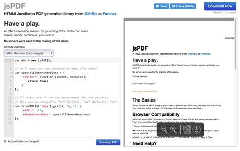 layout jspdf export html to pdf how hard can it be