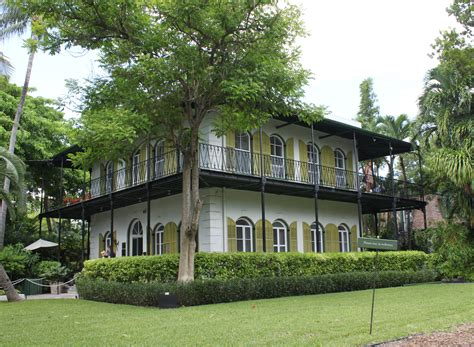 hemingway house quick real quick trip to key west the cavender diary