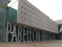 pabellon definicion pabell 243 n de exposiciones de la magdalena recinto ferial