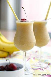 frozen banana daiquiri real housemoms