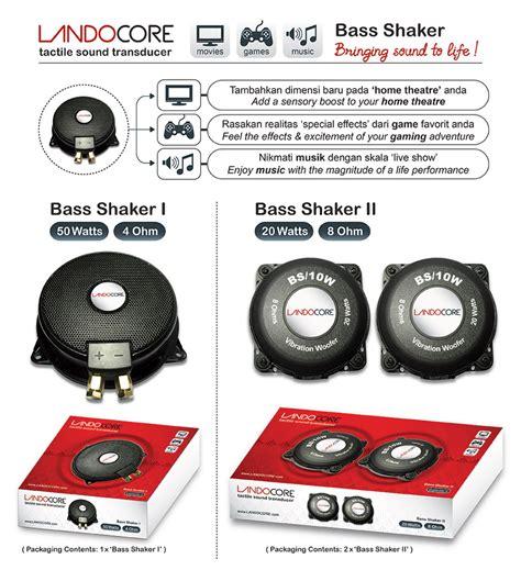 Landocore Bass Shaker I welcome to landocore bass shaker indonesia
