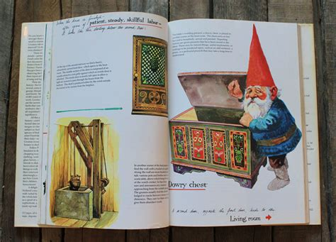of gnomes books give a a gnome book the cavender diary