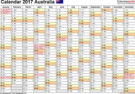 Calendar 2016 Holidays Australia 2017 Calendar Australia 2017 Calendar With Holidays
