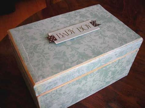 Handmade Baby Keepsake Box - 27 best images about boxes on sewing box