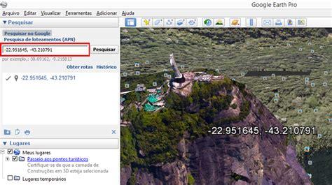 imagenes ocultas de google earth coordenadas ecm inform 225 tica como usar coordenadas no google earth