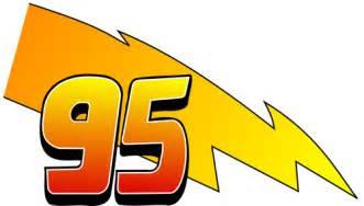 Lightning Car Symbol Lightning Mcqueen Invitation Templates Bestsellerbookdb