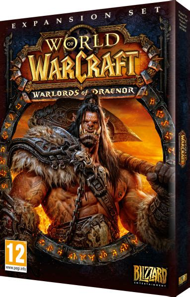wann kommt world of warcraft warlords of draenor world of warcraft warlords of draenor pc zavvi