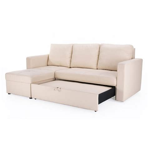 sofa cum bed reviews white leather made convertible sectional sofa bed with