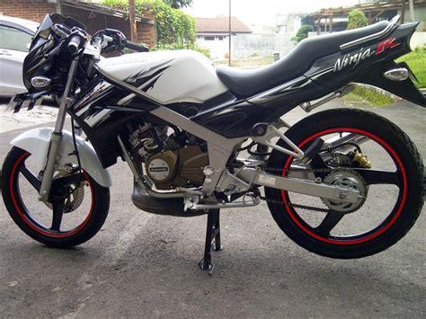 kawasaki r 150cc tahun 2012 jual motor bekas