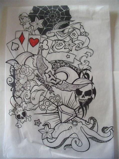 quarter sleeve tattoo sketches skull half sleeve tattoo designs half sleeve tattoo1 by