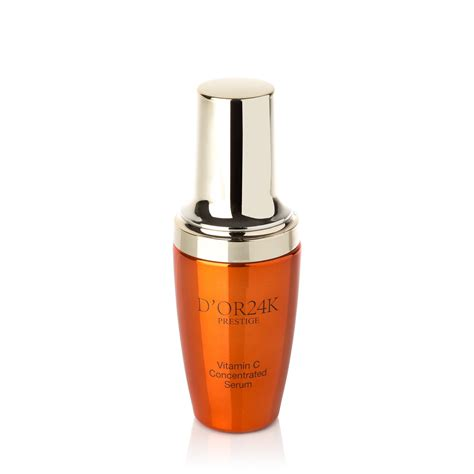Serum Vitamin C Gold 24k vitamin c concentrated serum d or 24k