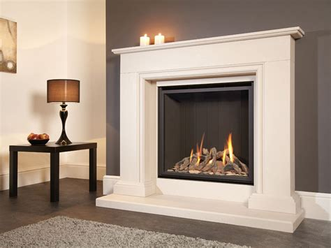 flavel high efficiency gas fireplace suite