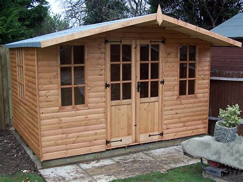 12 X 8 Shed by Abinger Summerhouse Shed 8 X 12 Surrey Shed Manufacturer