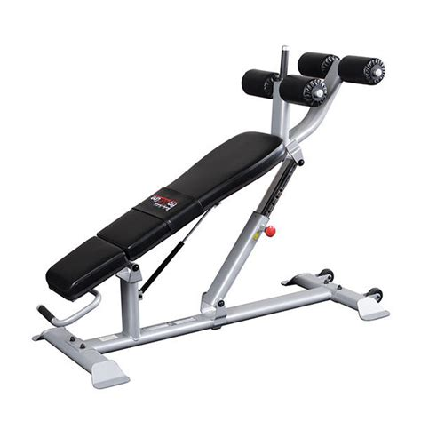 body solid ab crunch bench body solid proclub line ab bench sab500 ebay