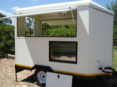 Mobile Kitchen by Great Food On The Go With A Mobile Kitchen Trailer
