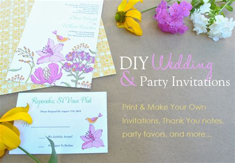 free printable design your own birthday invitations design your own invitations free template best template