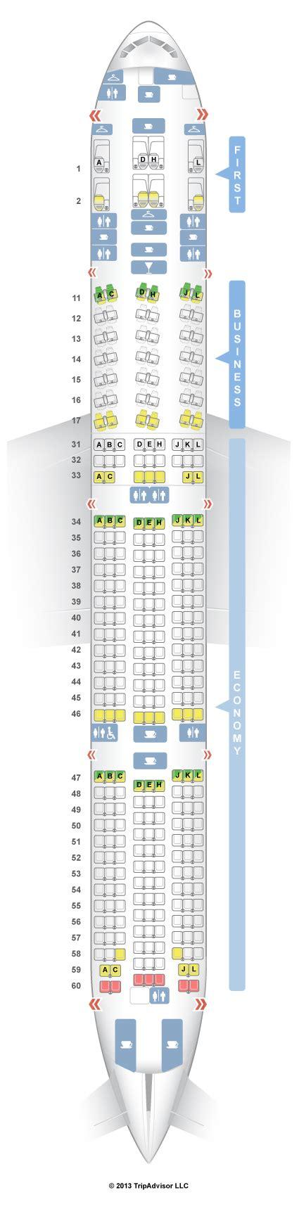 77w seat map seatguru seat map air china boeing 777 300er 77w