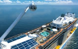 Royal Caribbean Cruise   Travelspan