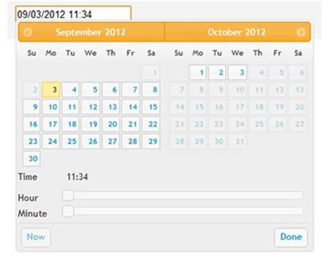 format date jquery jquery ui datepicker format time