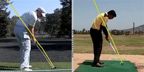 swing on plane attack angle myths and misconceptions adam young golf