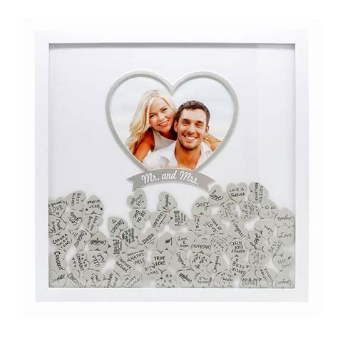 Wedding Wishes Photo Frame by Wedding Wishes Frame Pearhead
