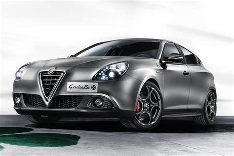 Alfa Romeo Giuletta by Alfa Romeo Actualiza El Mito Y Giulietta Quadrifoglio