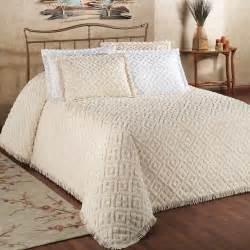 Cotton Bedspreads Cotton Chenille Bedspread Bedding