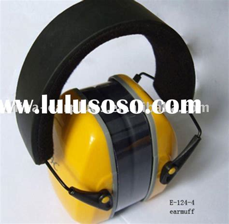 comfortable hearing protection hearing protection nhp 620e industrial ear defender for