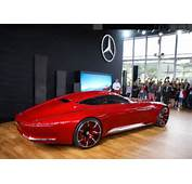 Here Are The Best Photos Of New Vision Mercedes Maybach 6  Maxim
