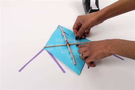 How To Make Paper Kites Step By Step - how to make a kite jam