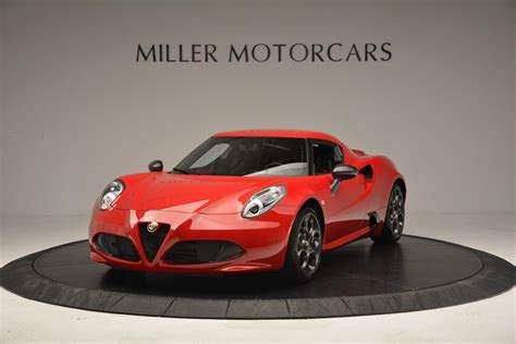used 2015 alfa romeo 4c greenwich ct