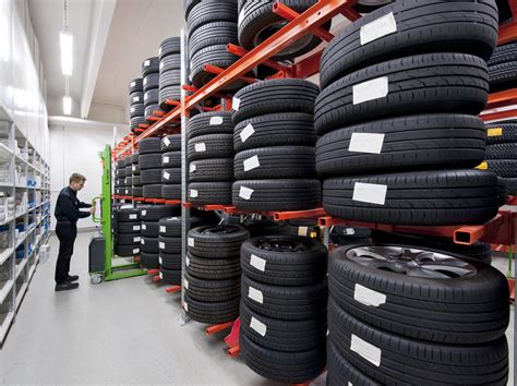 Tyre Shelf by Special Product Solutions Constructor Storage Solutions